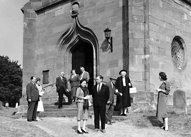 St Stephen's in the 1960s